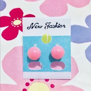 ⭐️Lovely pink earrings